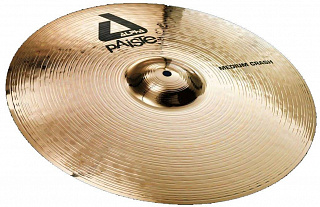 ТАРЕЛКА PAISTE 16 Alpha  Brilliant Medium Crash